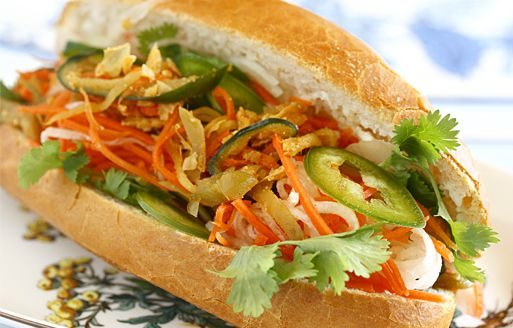 Banh Mi Chay Vietnamese Vegan Pho Chay Vietnamese Vegan Food and Vietnamese Vegan recipes