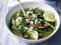 Cambodian Green Curry