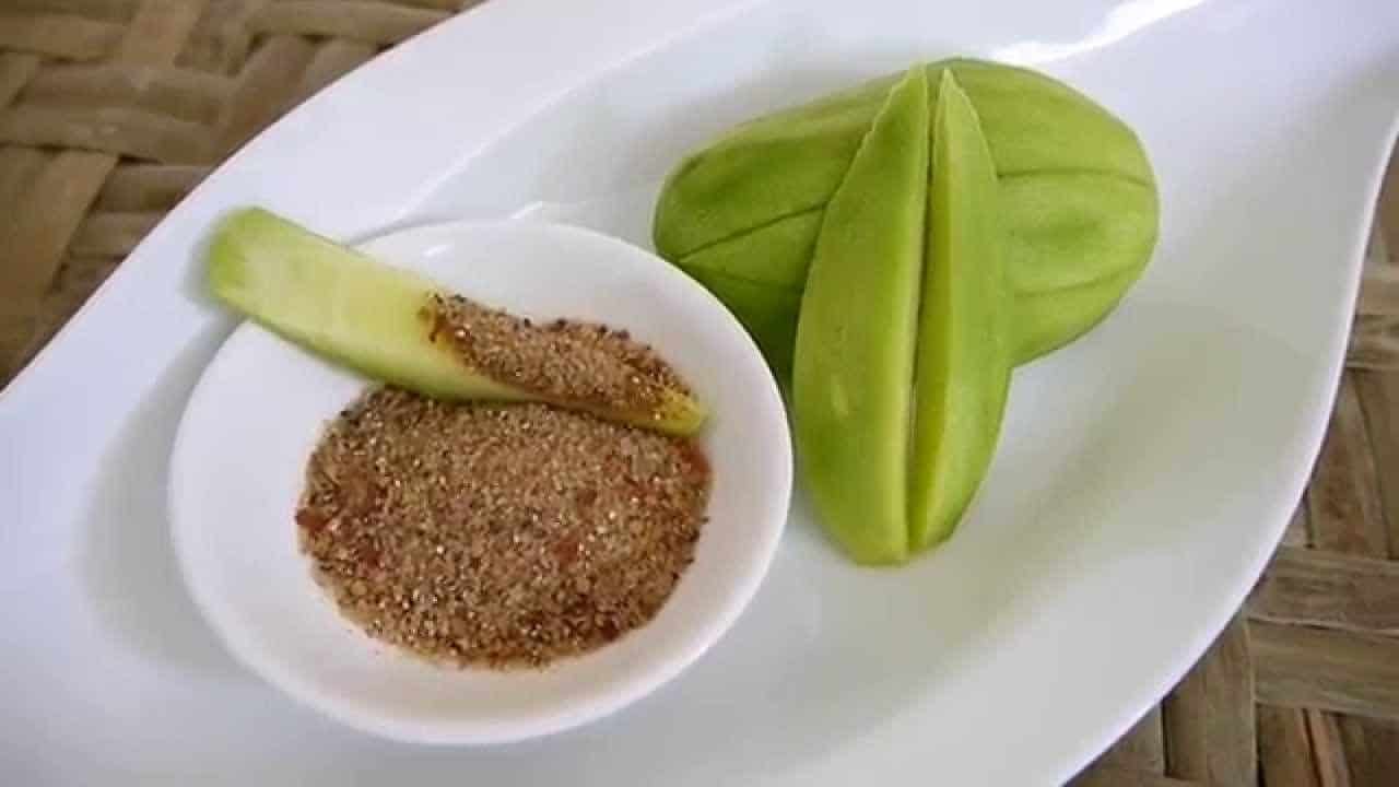 Vietnamese Fruit Chili Salt