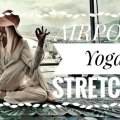 Airport Yoga Stretches