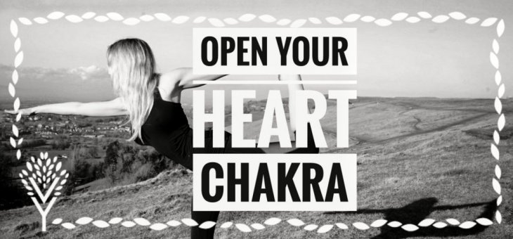 The Ultimate Guide For Opening Your Heart Chakra [FREE discount code]