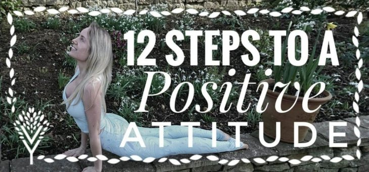 12 Actionable Steps To Maintain A Positive Attitude on a Monday