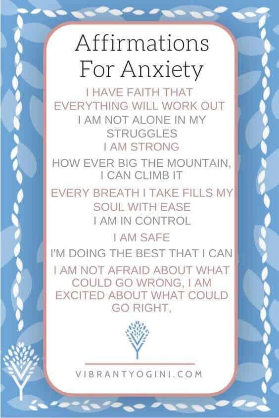 Holistic Healing Methods strategies to cope with anxiety 3
