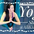 Ali King Yoga Star Header