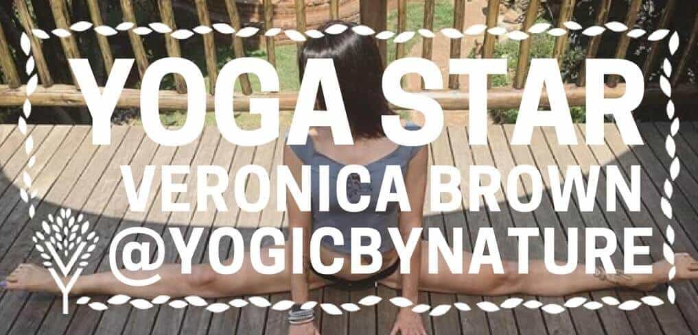 veronica brown yogicbynature yogastars