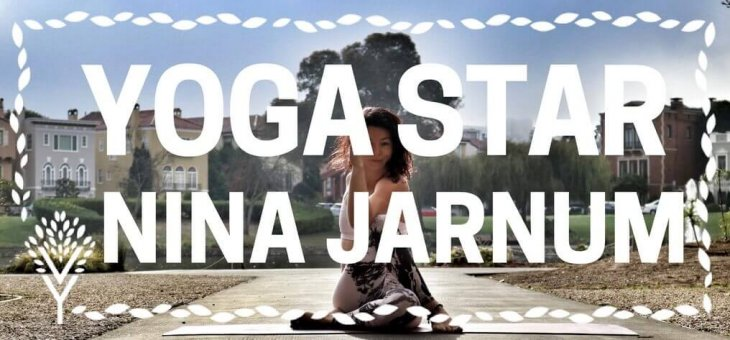 Yoga Stars Interview With: Nina Jarnum