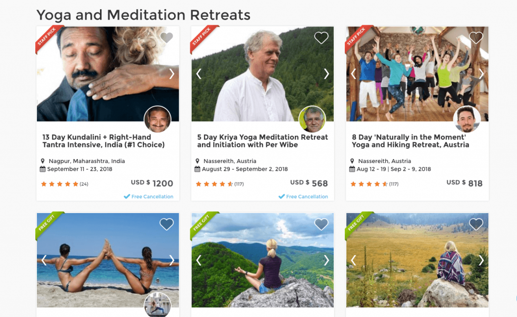Mindfulness meditation retreat 3