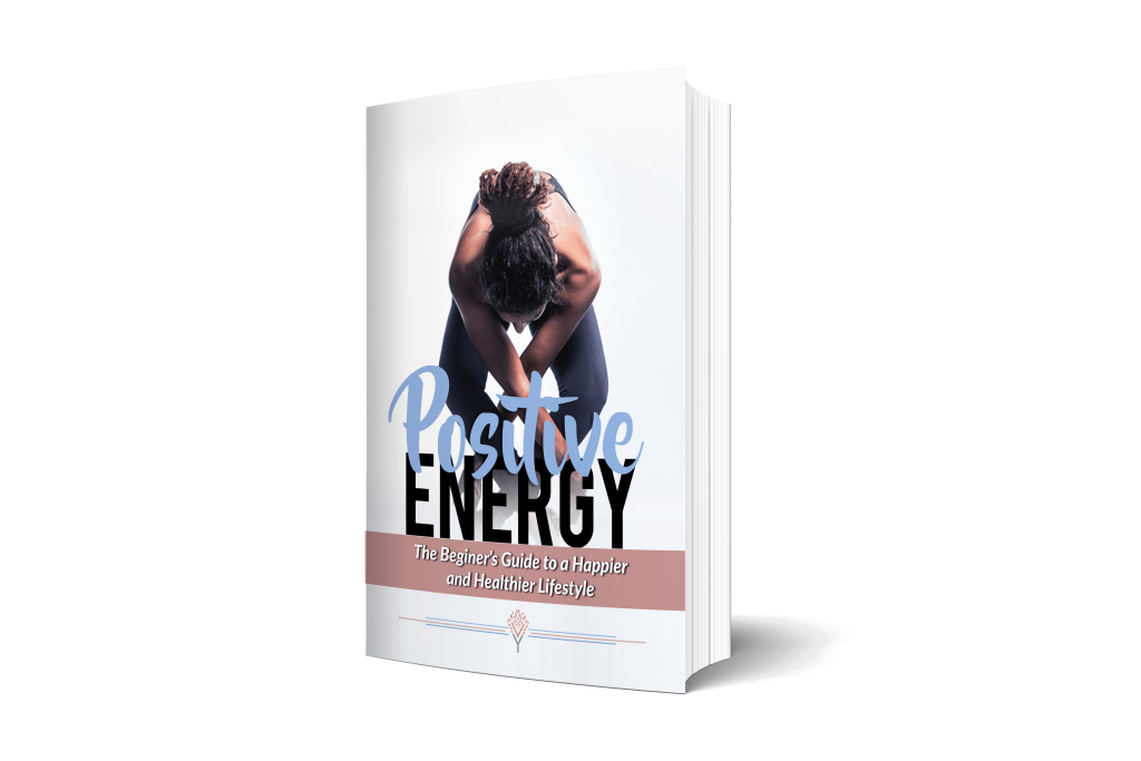 Positive Energy Ebook Cover 1