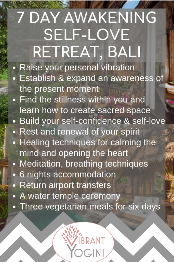 Bali retreat cheap