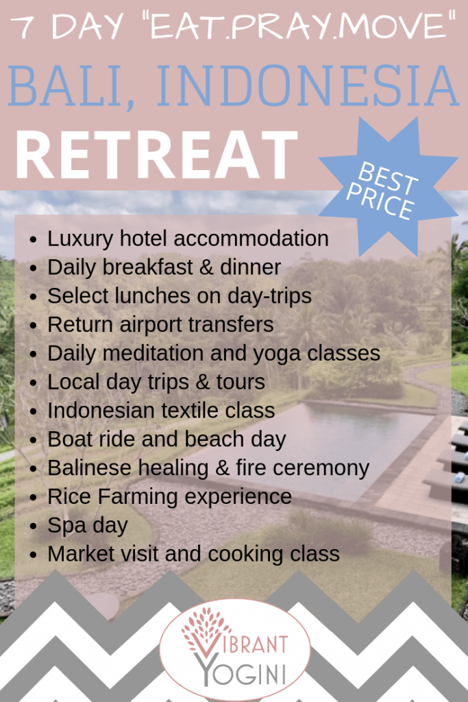 Luxury Yoga Retreats Bali