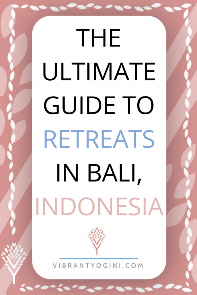 retreats in bali pinterest 2