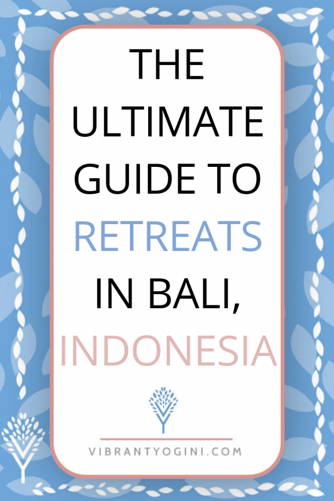 retreats in bali pinterest 1