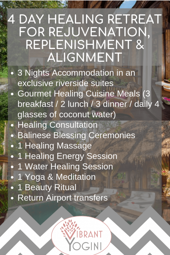 yoga luxury retreat