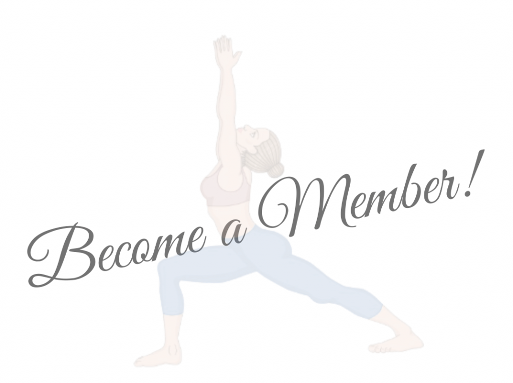 Become an online yoga member